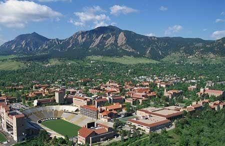 Boulder, CO of course.