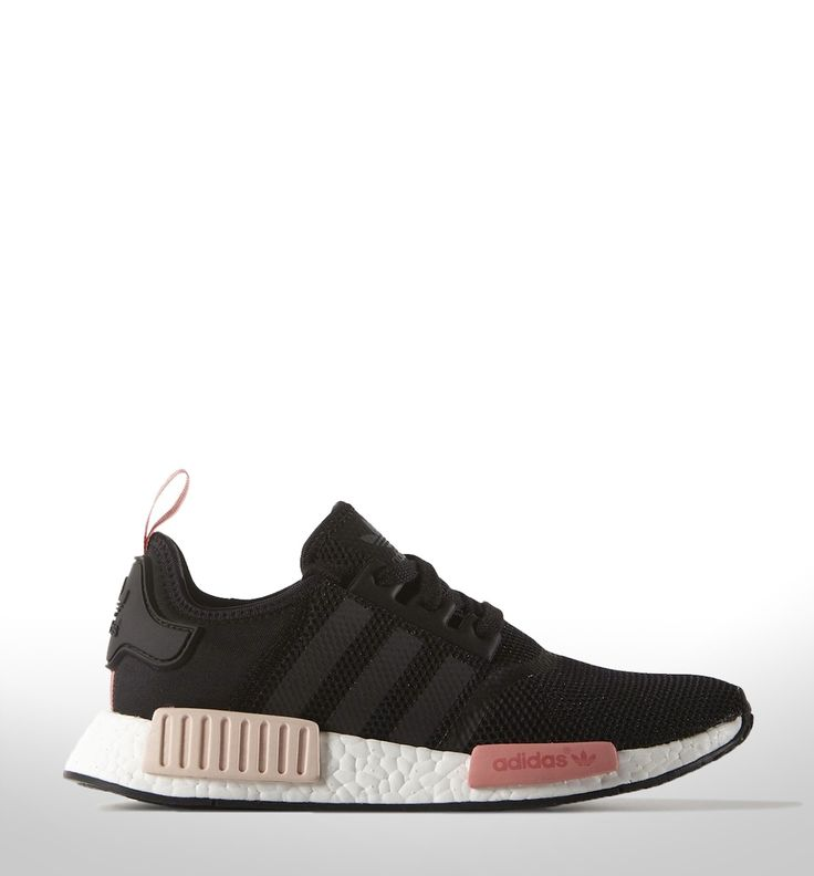 adidas Originals NMD: Black/Pink