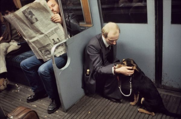 Bob Mazzer Photography - London Underground 1970s & 80s