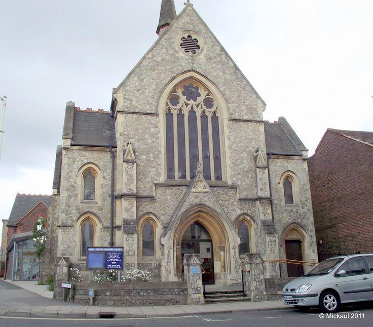 Havant United Reformed Church, Havant, Hampshire, England. UK   www.mickaul.co.uk