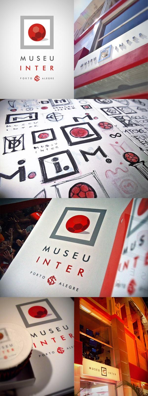 Gonza Rodriguez→Sport Club Internacional Museum logo