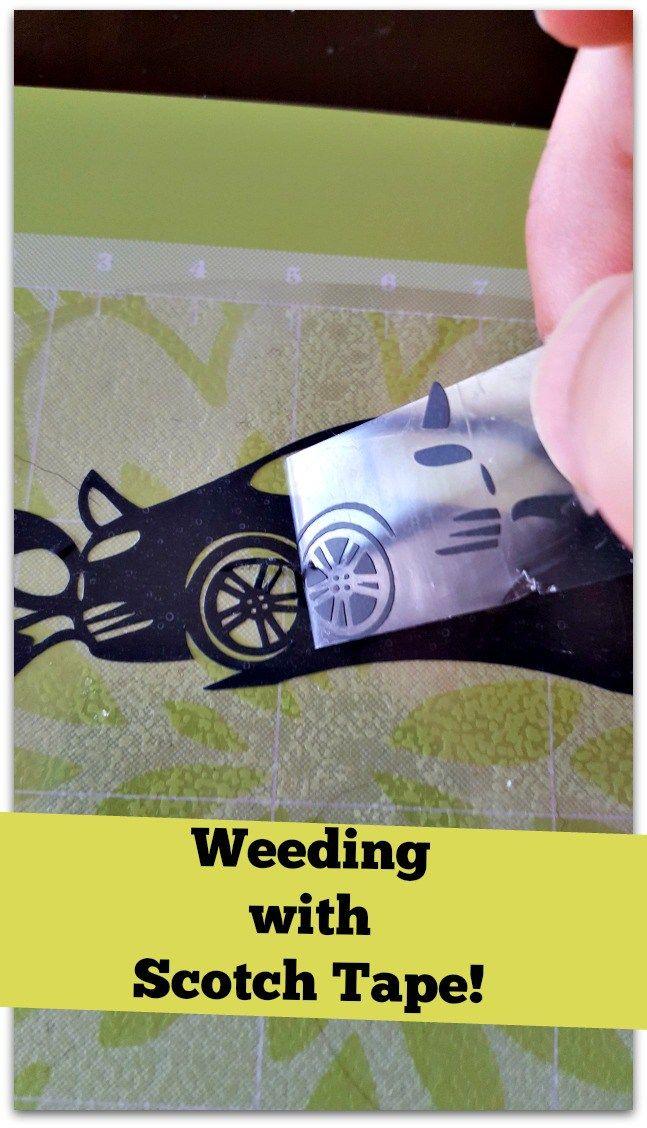 easy weeding More