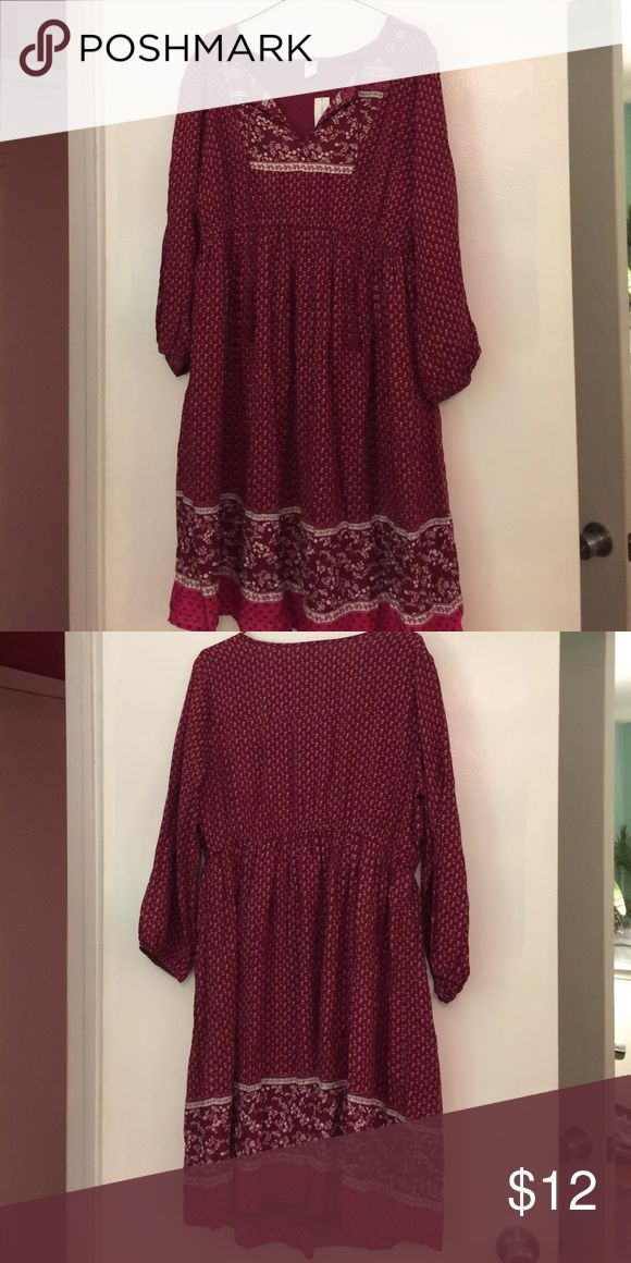 Old Navy Maternity Dress New with Tags Old Navy Maternity Dress Old Navy Dresses Long Sleeve