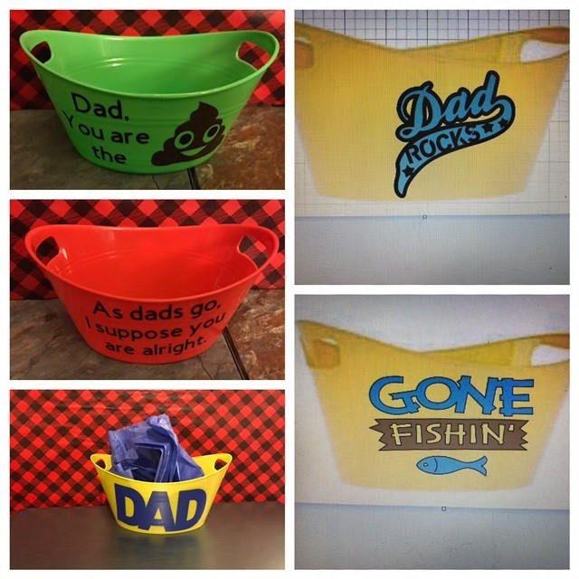 Father's Day Mini Gift Basket, Pamper Dad Basket, Car Wash Basket, Fishing Basket, Custom Gift Basket, Father's Day Gift Basket, Father by ChickenCoopGifts on Etsy