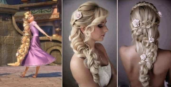 Coiffure Inspiration Disney Beaute Forum Mariages Net Coiffure De Cendrillon Coiffure Princesse Coiffures Disney