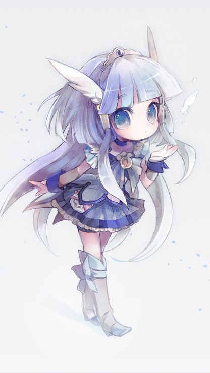 441 best images about kawaii,chibi,girl,cute on Pinterest ...