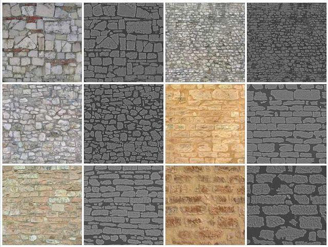 Seamless Textures Masonry Stone Walls 12a Recursos