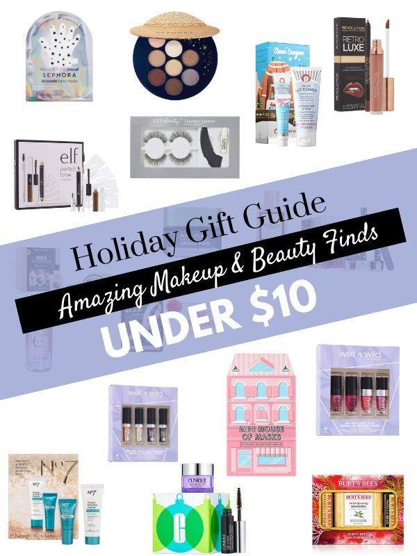 The Best Makeup Beauty Gift Sets Under 10 Best Makeup Products Beauty Products Gifts Beauty Gift