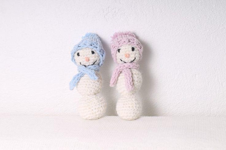 Rainbowbabyprops — Little snowman - Photo prop snowman