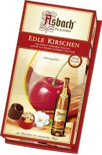Asbach Cherries - Large Gift Box - 200 g