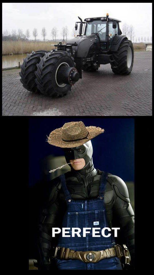 El granjero oscuro ...the dark farmer