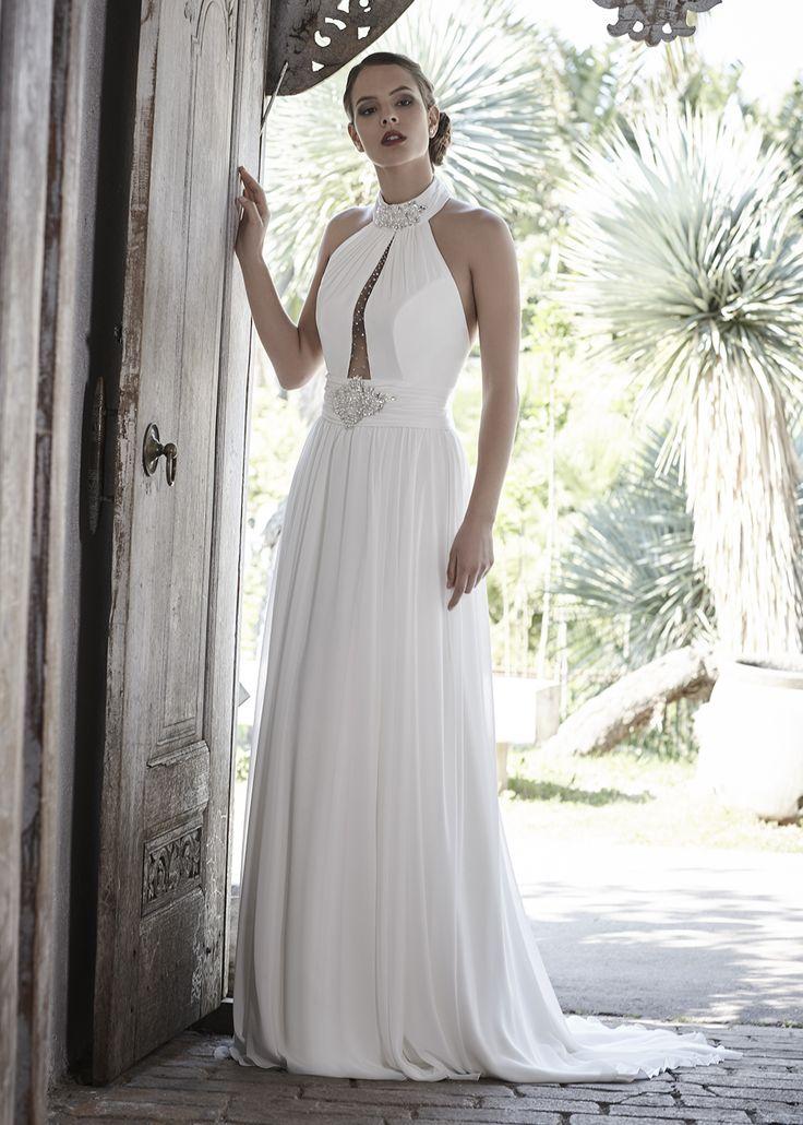 Mysecret Sposa Collezione Zaffiro Cod. 17108  #mysecretsposa #sposa #collezionesposa #abitidasposa #wedding #weddingdress #bride #abitobianco