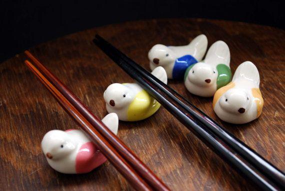 Japanese bird hashioki
