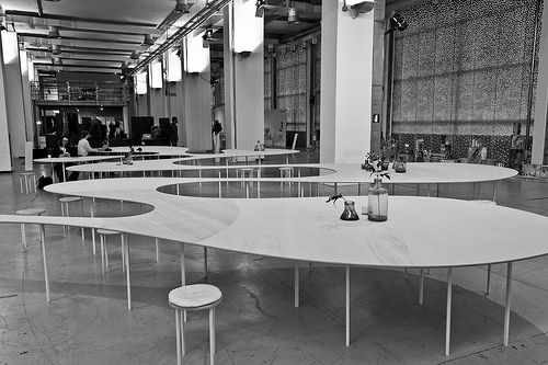 Table Architecture | Studio Maks