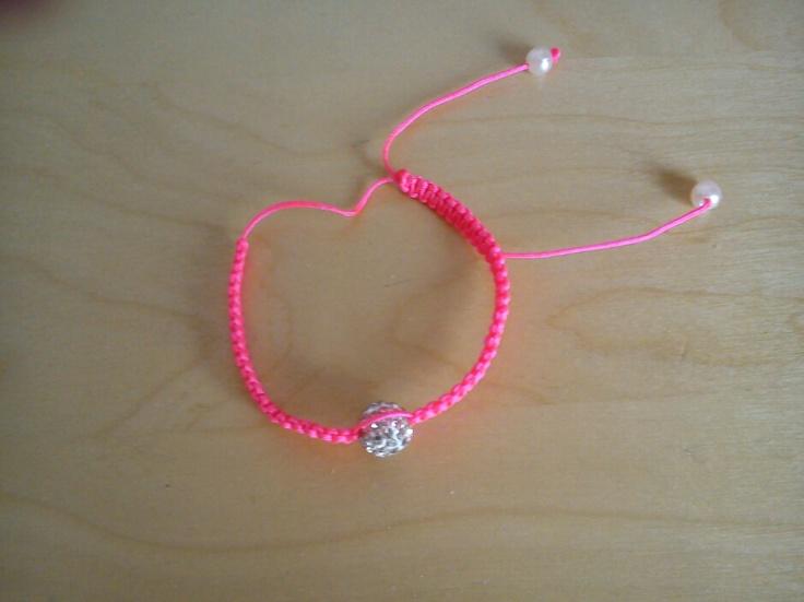 Pink! :)