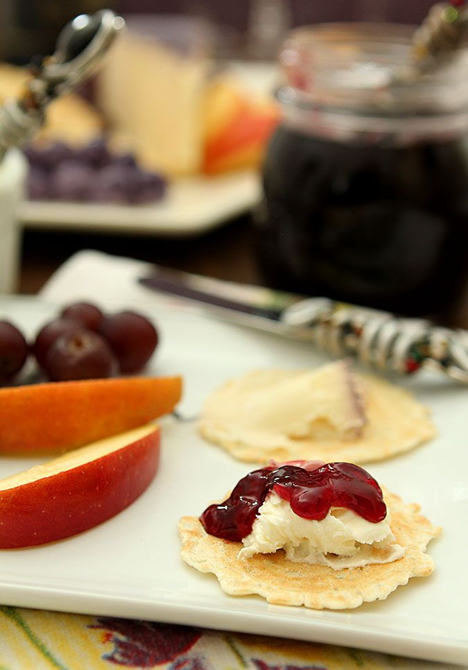 Pinot Noir Red Wine Jelly | Creative Culinary | A Denver, Colorado Food and Cocktail Blog