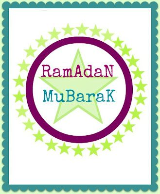Ramadan Mubarak Party Collection (Free Printable)