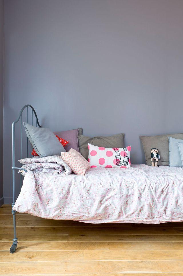 Quelles couleurs tendance pour repeindre la maison ?