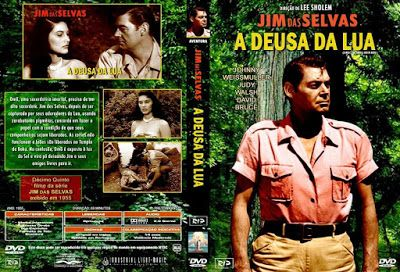 projetor antigo: Jim Das Selvas A Deusa da Lua 1955 Leg avi  1955 , Aventura , Ben Chapman , Billy Curtis , Charles S. Gould , Ed Hinton , Jean Byron , Johnny Weissmuller , Legendado