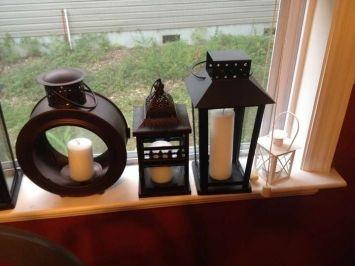 Assorted Lanterns $60