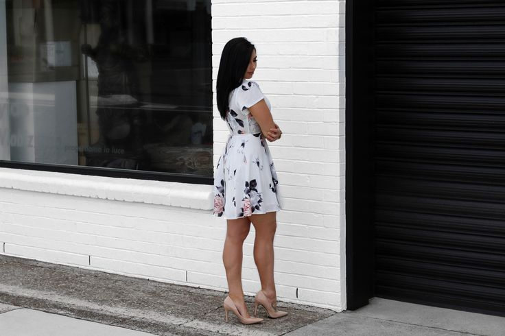Sweet Desire Dress by Blank Canvas Boutique