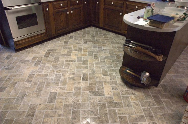 Tile that looks like wood grey google search flooring for Grey kitchen floor tiles ideas