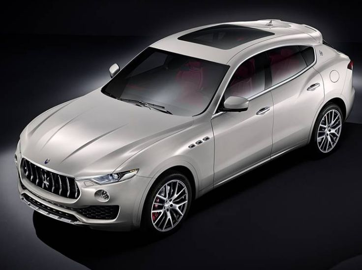 2018 Maserati Levante GTS Styling Design