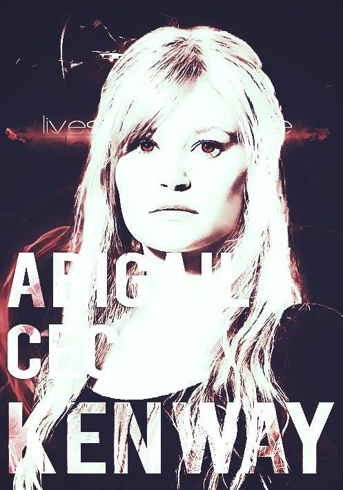 Abigail Cecile Kenway (Emilie de Ravin) - HAUNTED SIDE