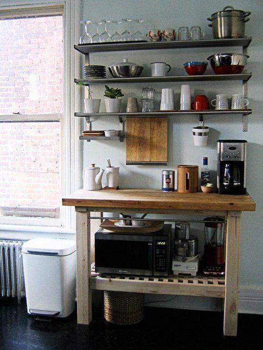 9 kök – 9 olika sätt att använda ikeas köksö Groland - Sköna hem