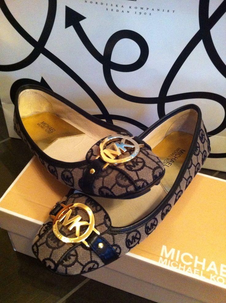 MK shoes, ballerinas, michael kors