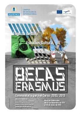 Becas y movilidad: Programa Erasmus