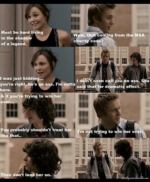 "Step Up 2: The Streets scene ""Don't know why....but I love this movie!! lol"""