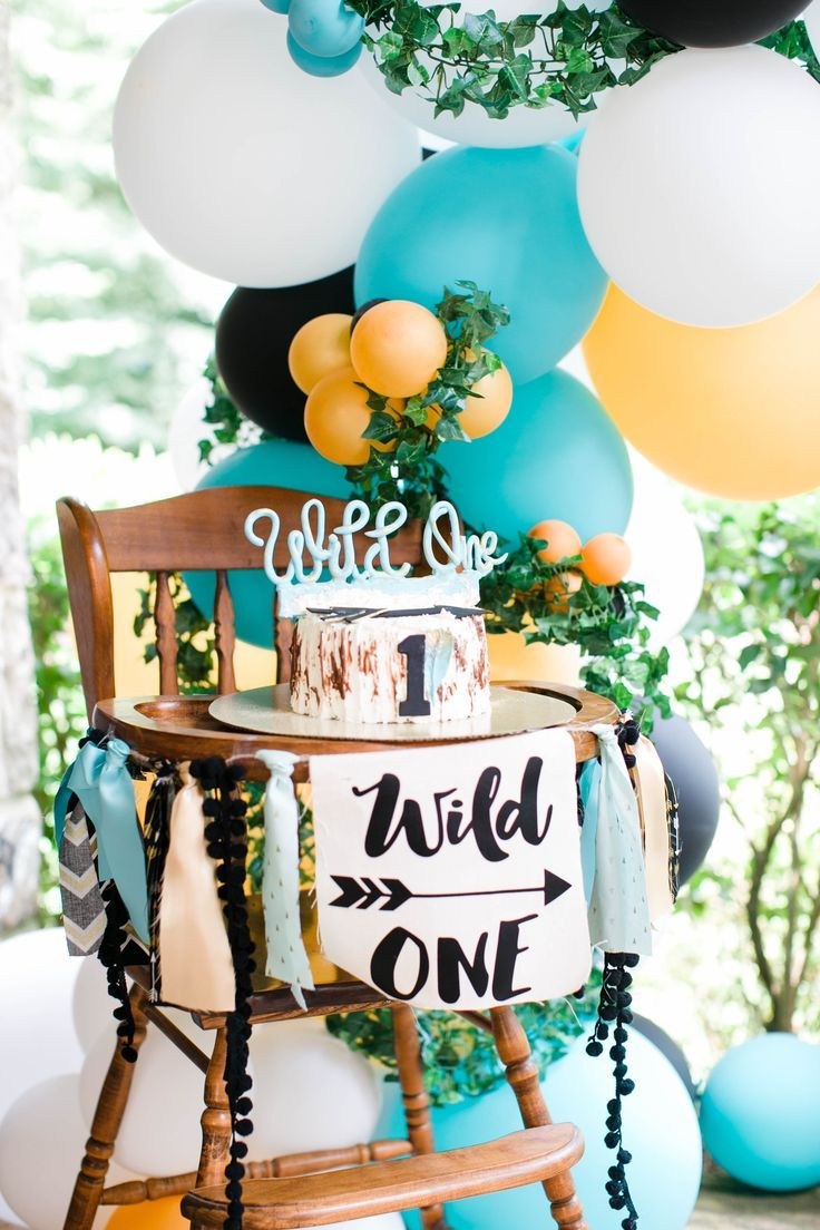 Gallery Boys first birthday party ideas, Boys 1st