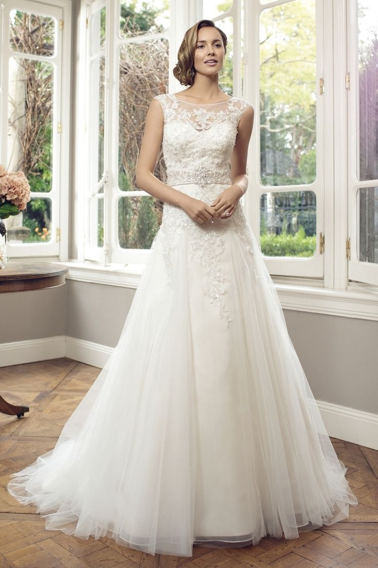 Tulle Ball Gown Wedding Dress Aubrey Wedding dresses