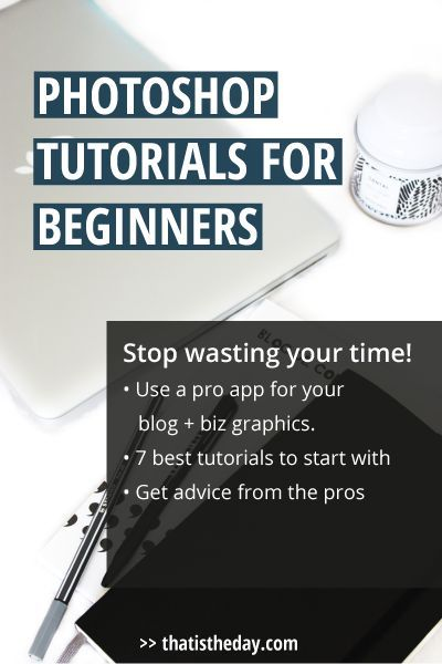 Learn about the advantages of Photoshop, get advice from the pros, the 7 best Photoshop tutorials for beginners + a checklist with Photoshop shortcuts >>