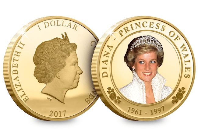 Princess Diana 20th Anniversary Coin – The Westminster Collection International