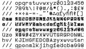 Jumbled Up, No Detection Font Prevents Infringement of Privacy - DesignTAXI.com