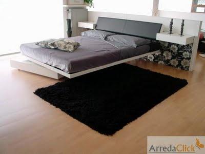 Il letto sospeso Diaz