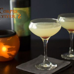 Corpse Reviver #2: Reviving Your Hung Over Corpse | The Drink Blog