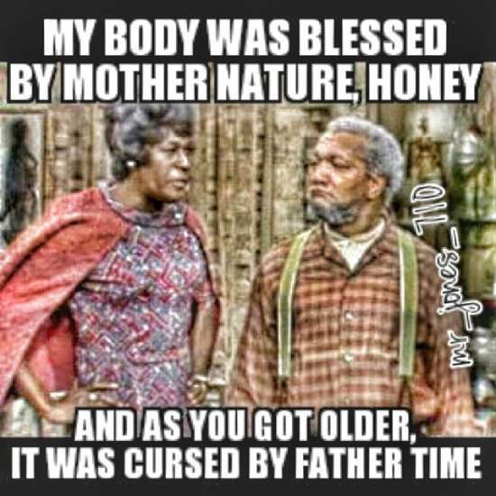 Top 10 Funniest Sanford And Son Memes - NoWayGirl