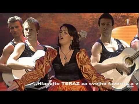OTO 2008 Petra Polnišová Speváčka roka - YouTube