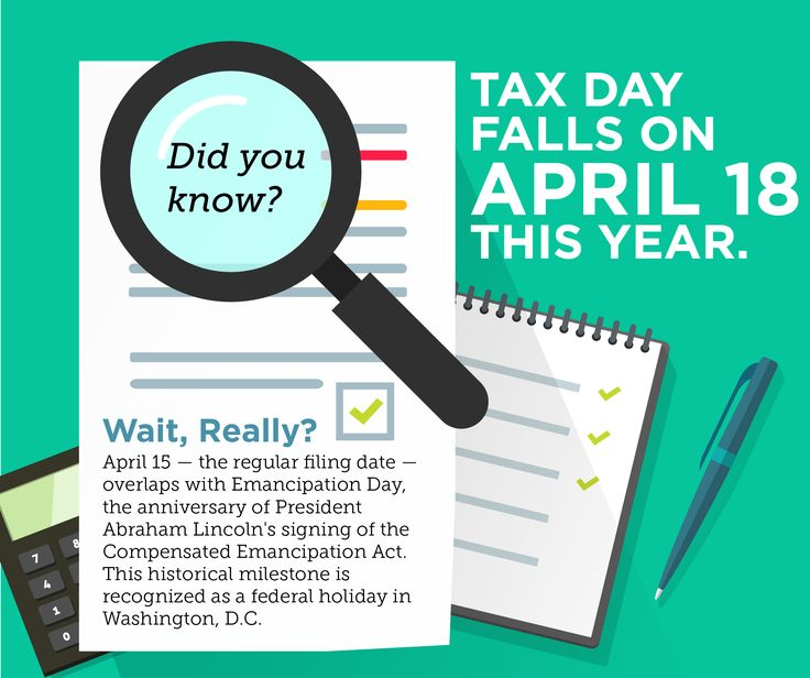 Down to the wire on your taxes? You have three extra days to file this year, thanks to Honest Abe! After wrapping up your 2016 return, stay ahead of other important tax deadlines with this calendar (click the image to see more!). #taxseason #finance #financialfitness #saving #money