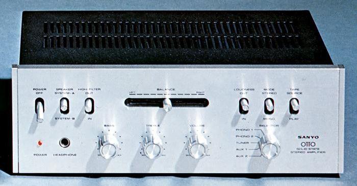 OTTO / SANYO DCA-1400 (1970)