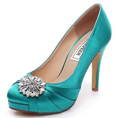 luxveer turquoise wedding shoes 45 inch rs 9805 eu39 wed