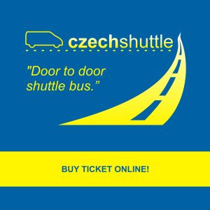 Transportation from Salzburg to Cesky Krumlov - Enjoy fast, reliable and affordable transportation from Salzburg to Cesky Krumlov in Czech Shuttle's private or shared shuttle bus. We assure you that you will enjoy best traveling experience here.