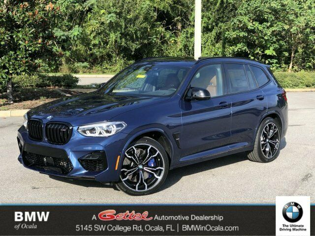 2020 Bmw X3 M Competition 2020 Bmw X3 M Competition 17 Miles