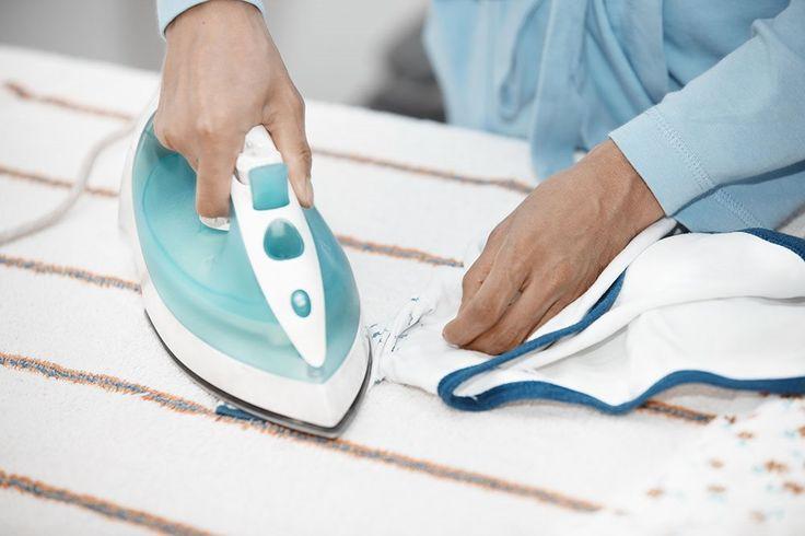 Husker du at rengøre dit strygejern?