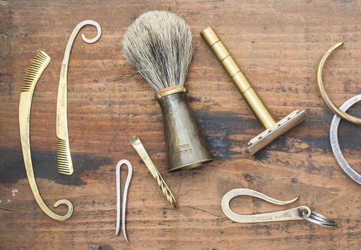 Studebaker Metals: da Pittsburgh accessori per la rasatura (vecchio stile)