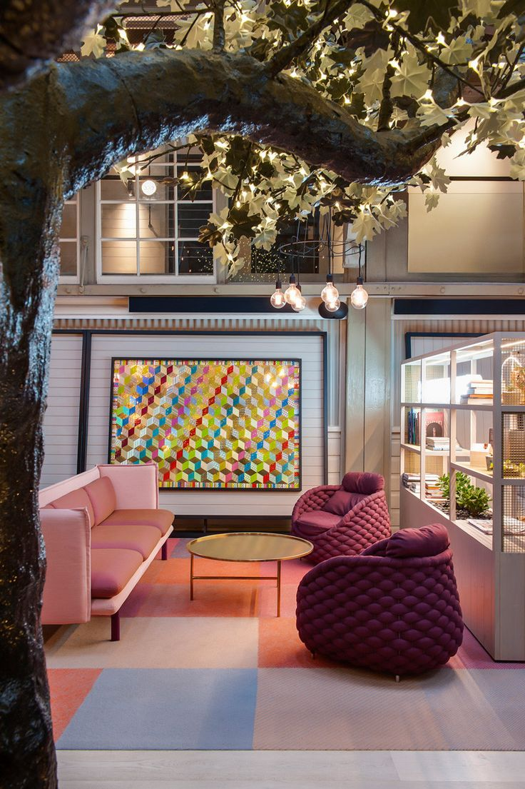 515 best office breakout images on pinterest for Top hospitality architecture firms