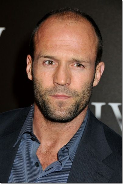 Jason Statham - One of the sexiest men alive....  That voice...! Talk to me Jason.....